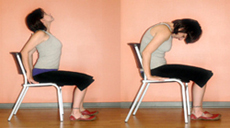 Yoga στην εργασία.