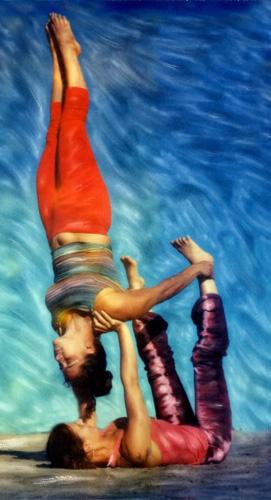 Εργαστήρι: Acro Partner yoga