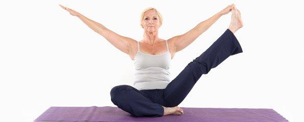 Yoga & Εμμηνόπαυση