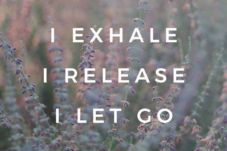 Εκπνοή, το κλειδί για πλούσια αναπνοή