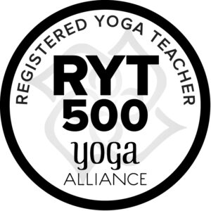 Yoga Alliance RYT-500