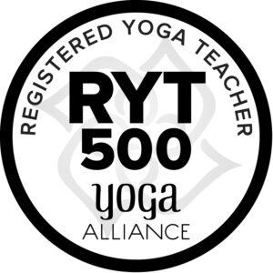 Yoga Alliance RYT-500