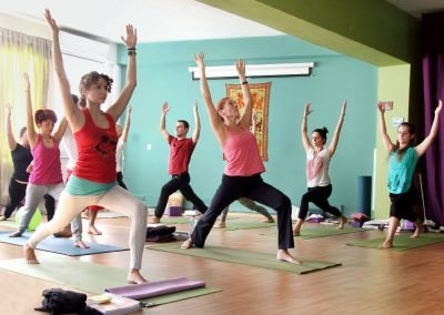 Yoga House Πρακτική