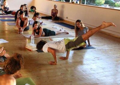 Yoga House Retreat