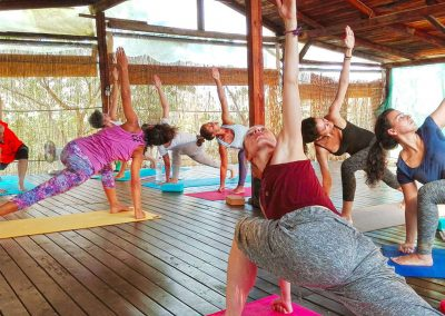 Yoga House Retreat