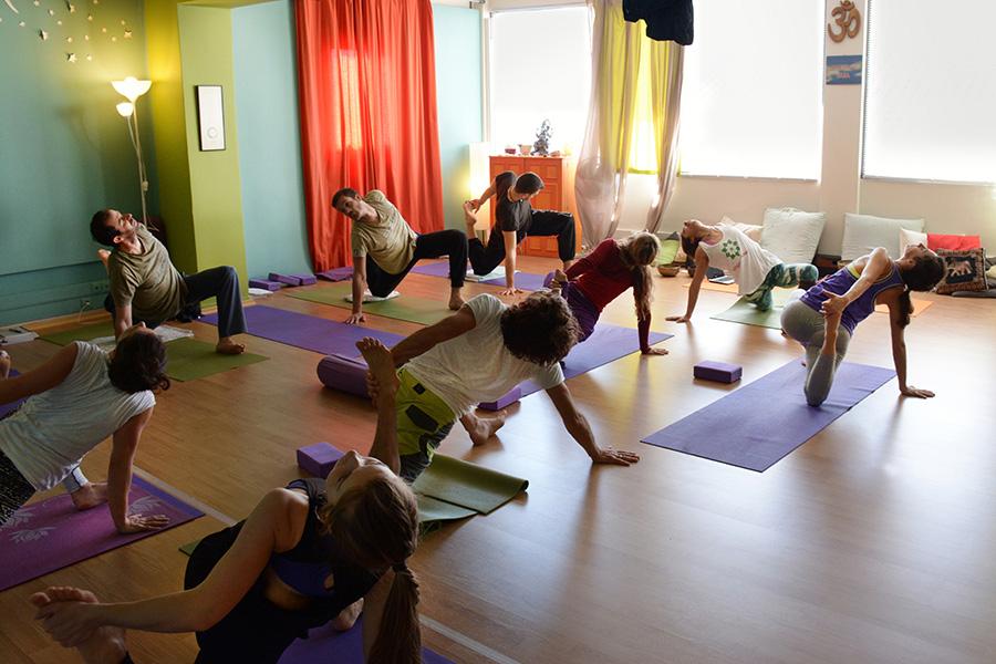 sampoorna yoga advanced level