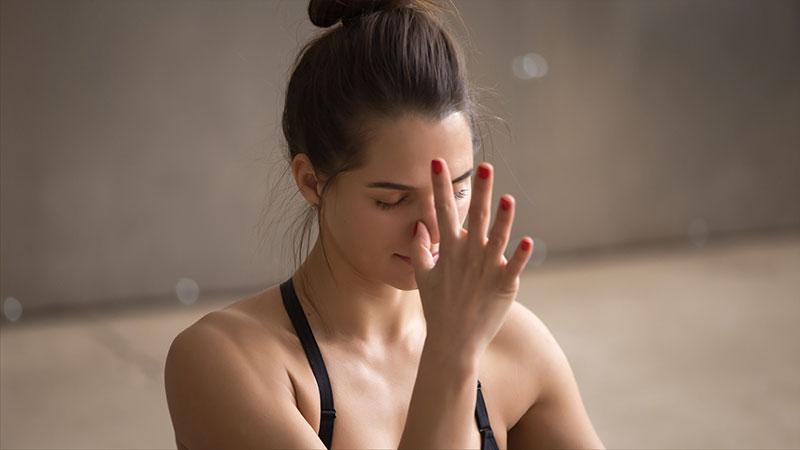 Yoga για το Καλοκαίρι - Δροσερή Αναπνοή