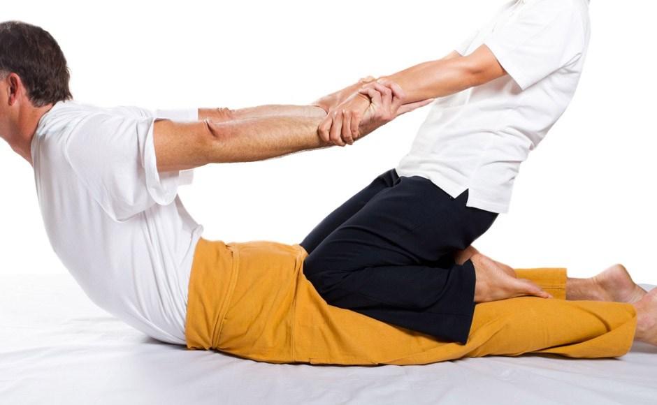 Thai Yoga & Restorative
