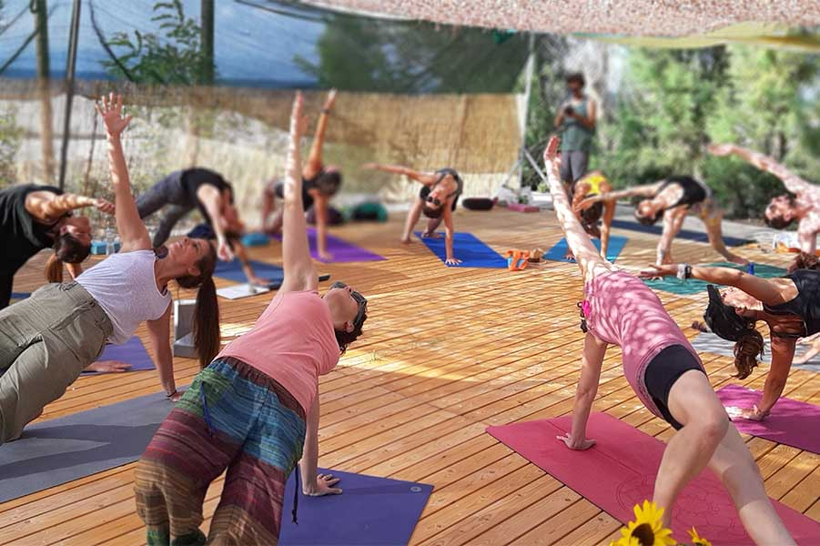 Retreat for Yoga Lovers