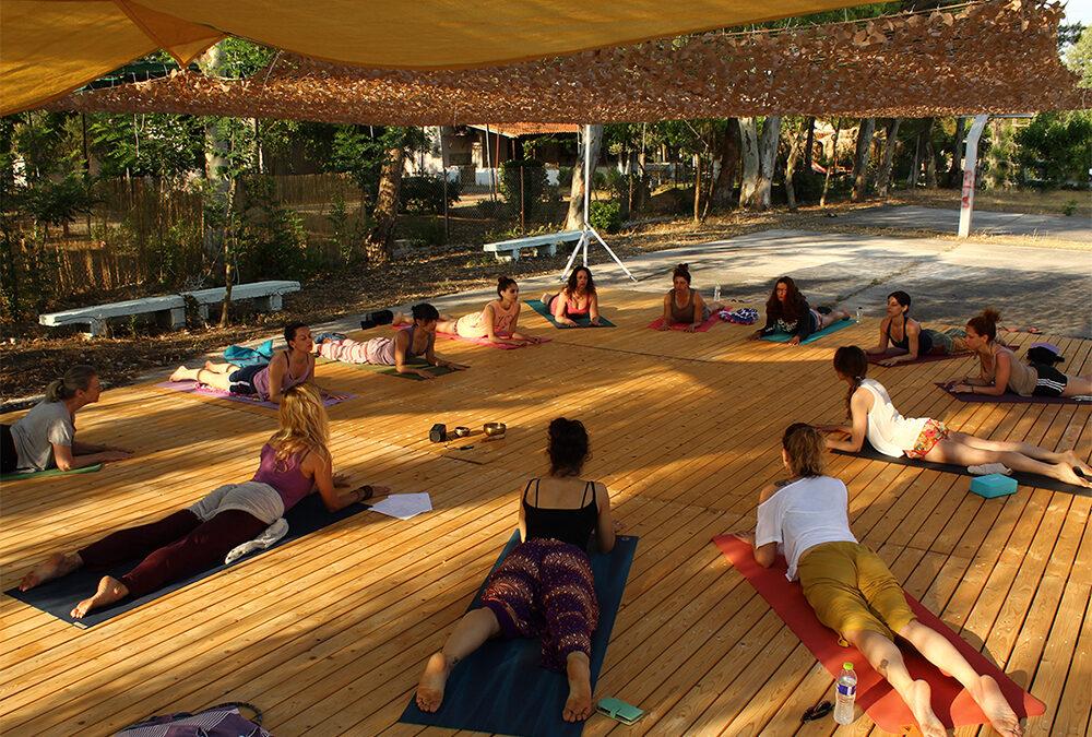 Connecting with Shakti Yoga Retreat