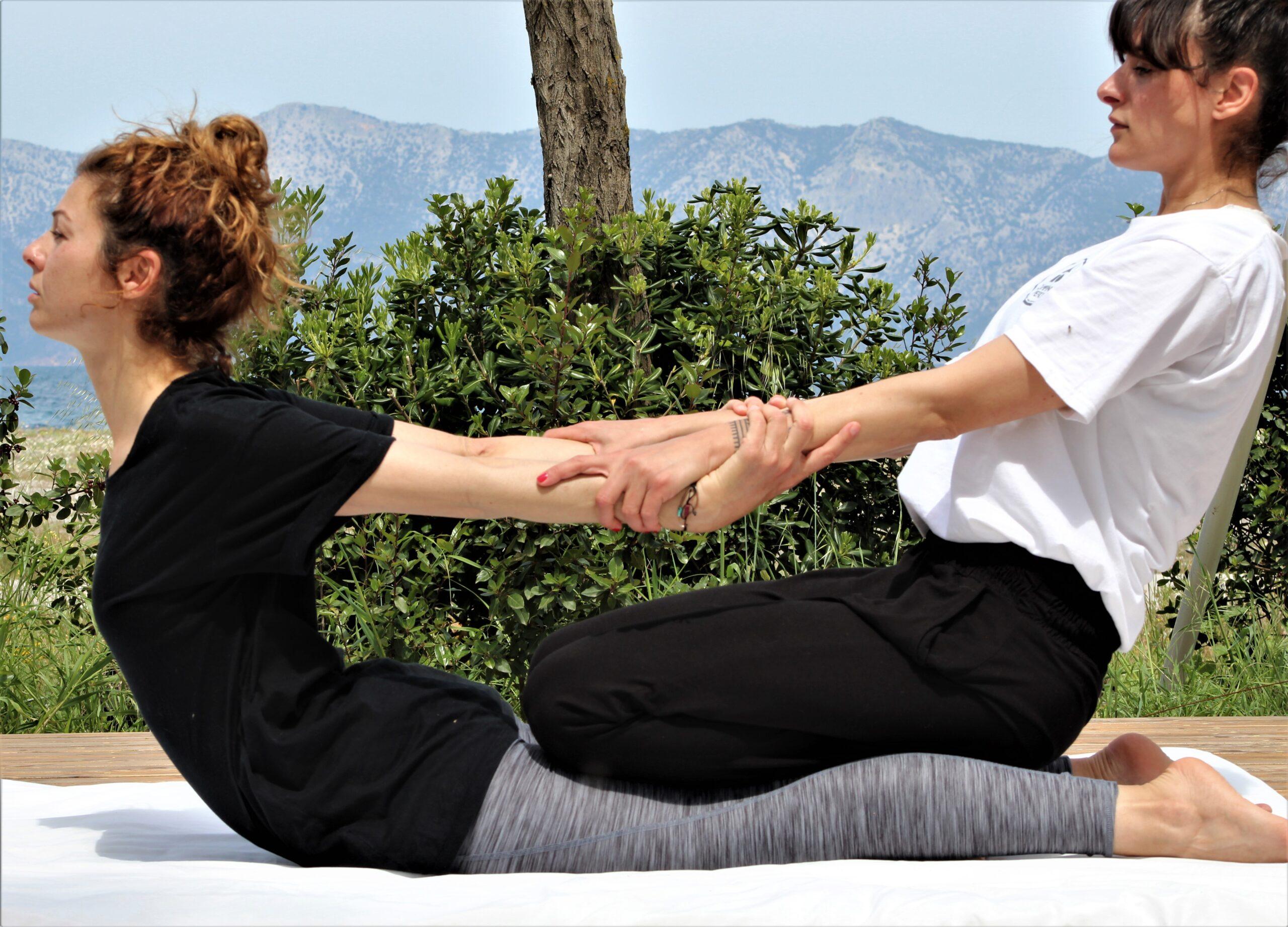 Thai Yoga & Restorative Yoga Training Retreat